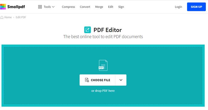 smallpdf_editor