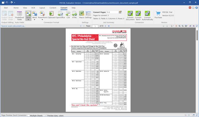 PDF2xl_pdf-to-excel